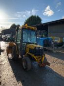 2005 KUBOTA B2110H COMPACT TRACTOR, RUNS, DRIVES AND WORKS, FULL GLASS CAB, ROAD LEGAL *PLUS VAT*