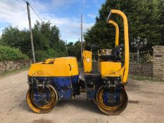 BOMAG 135AD 1350MM DRUM, RUNS, DRIVES AND VIBRATES *PLUS VAT*