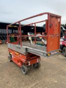 2010 JLG 1930ES SCISSOR LIFT, RUNS, DRIVES AND LIFTS *PLUS VAT*