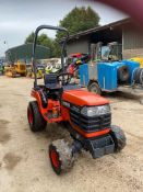 KUBOTA BX2200 COMPACT TRACTOR, RUNS AND DRIVES, CLEAN MACHINE *PLUS VAT*