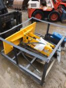 BRAND NEW & UNUSED TMG HYDRAULIC BREAKER, SUITABLE FOR SKIDSTEER *PLUS VAT*