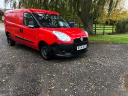 EX ROYAL MAIL 2014 FIAT DOBLO, FORD RANGER WILDTRAK 4X4, MASSEY FERGUSON TRACTOR + MUCH MORE ALL Ending Thursday 29th October 2020 From 7pm