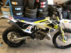 2019 HUSQVARNA 300 I, COMES WITH V5, ONLY DONE 48 HOURS FROM NEW *NO VAT*
