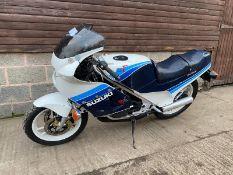 1986 SUZUKI 250RG GAMMA MOTORCYCLE, PETROL, MILEAGE: 16,541, MOT: 15/10/21, HPI CLEAR *NO VAT*