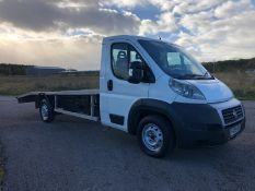 2009/09 REG FIAT DUCATO 30 100 M-JET 2.2 DIESEL WHITE RECOVERY TRUCK LORRY *NO VAT*