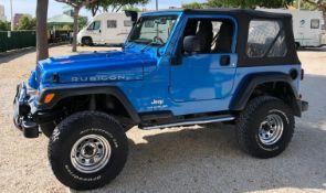 2003 Jeep Rubicon 4.0 Rhd Convertible Spanish registered