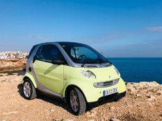 2002 Smart Car lhd