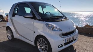 2011 Smart Car lhd Spanish registered