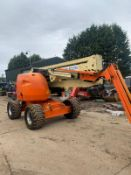 2007 JLG 450AJ SERIES II SCISSOR LIFT, RUNS, DRIVES AND LIFTS 4X4 *PLUS VAT*