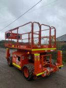 2010 JLG 260MRT SCISSOR LIFT, RUNS, DRIVES AND LIFTS, CLEAN MACHINE, 1460 HOURS *PLUS VAT*