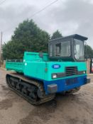2008 IHI IC45-2 TRACKED DUMPER, RUNS, DRIVES AND DUMPS, CLEAN MACHINE, 3685 HOURS *PLUS VAT*