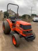 KUBOTA ST-30 COMPACT TRACTOR, RUNS AND DRIVES, CANOPY, 1840 HOURS *PLUS VAT*