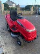 HONDA 2315 V TWIN RIDE ON LAWN MOWER, CLEAN MACHINE, HONDA GCV520 ENGINE *NO VAT*