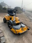 Stiga Compact 16 4WD Ride On Mower, Runs Drives And Cuts, Clean Machine, With Trailer And Roller