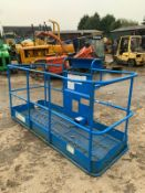 BASKET FOR GENIE LIFT, CAME OF A GENIE Z45, SUITABLE FOR OTHER GENIE LIFTS *PLUS VAT*