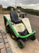 2015 ETESIA HYDRO 80 RIDE ON LAWN MOWER, RUNS, DRIVES AND CUTS *PLUS VAT*