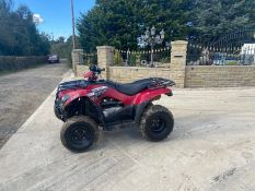 2011 KAWASAKI KVF 300 FARM QUAD, RUNS AND WORKS WELL, IN GOOD CONDITION *NO VAT*