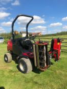 2014 TORO LT3340 RIDE ON LAWN MOWER, RUNS, DRIVES AND CUTS *PLUS VAT*