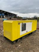 CATERPILLAR OLYMPIAN GE75 GENERATOR, RUNS, WORKS AND MAKES POWER, 7500 HOURS, CLEAN MACHINE, 67 KVA