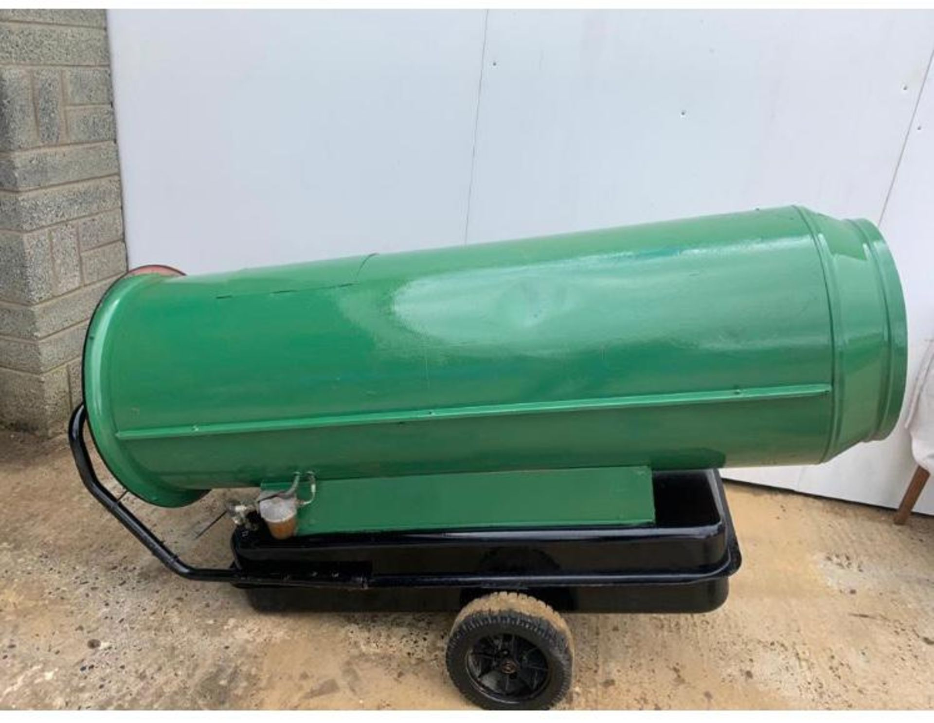 Diesel space heater delivery £120 anywhere uk *PLUS VAT* - Image 3 of 4