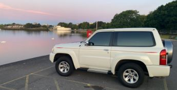 NISSAN PATROL VTC 4800 4.8 LITRE V6 2018 2DR LHD, LEFT IN MAY 2019, 28,000 KM, SHIPPED FROM QATAR