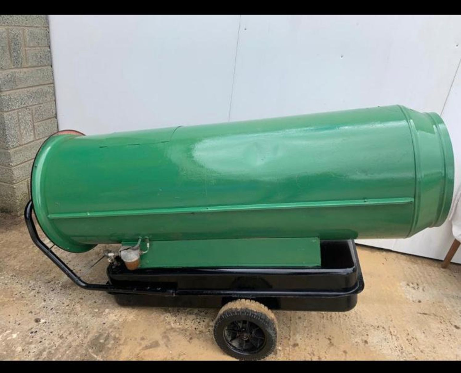Diesel space heater delivery £120 anywhere uk *PLUS VAT* - Image 2 of 4