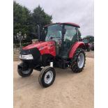 2018 CASE FARM IH 55C TRACTOR 2WD, RUNS AND DRIVES, EX DEMO CONDITION, CLEAN MACHINE *PLUS VAT*
