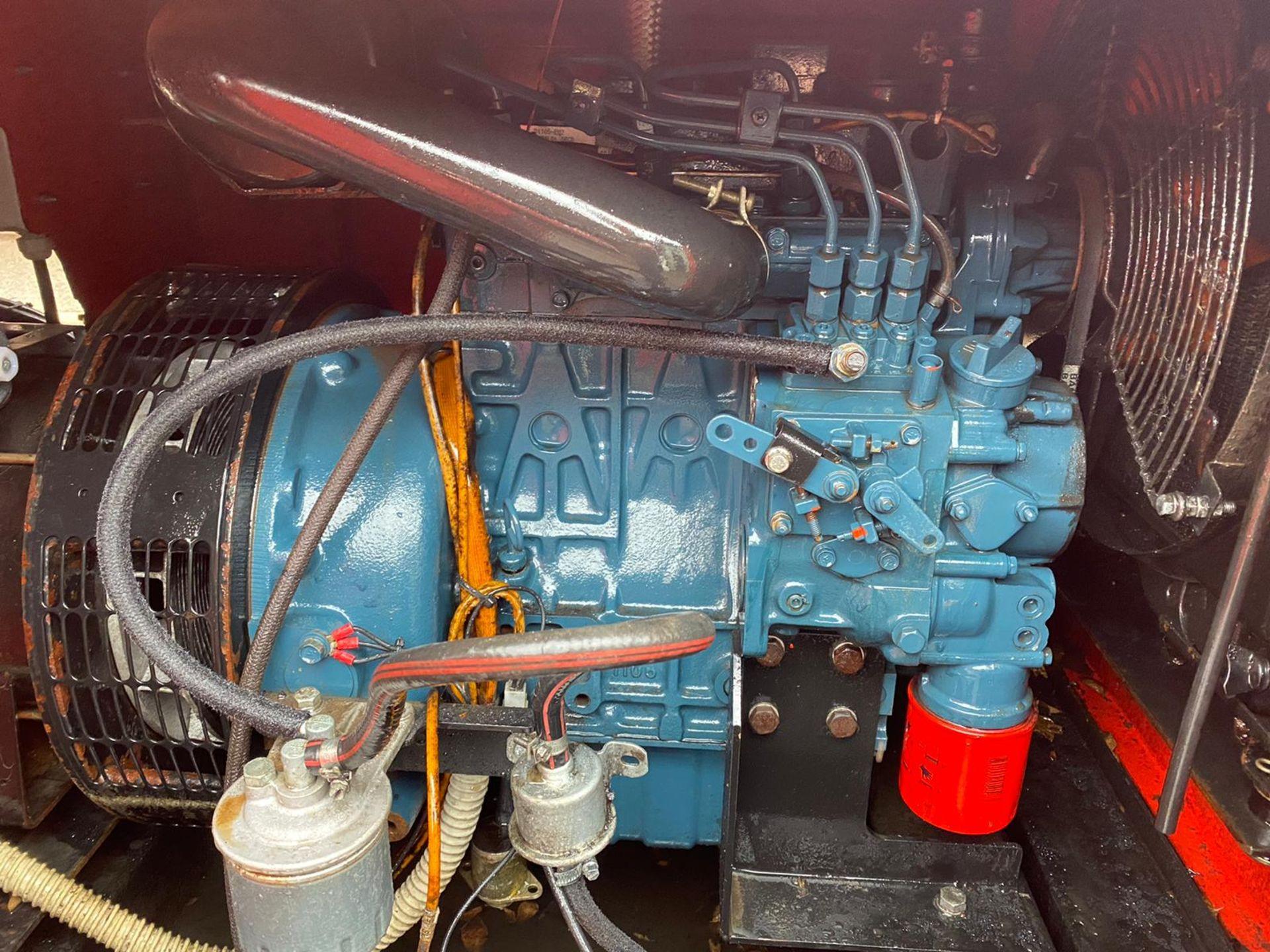 VT1 TOWERLIGHT TOWABLE 10KVA, KUBOTA D1105 ENGINE, 240V 10KVA *PLUS VAT* - Image 2 of 4