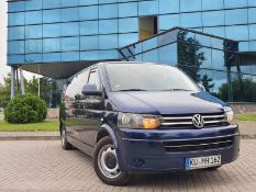 VOLKSWAGEN TRANSPORTER CARAVELLE 10 SEATER 1.9 TDI, REVERSING CAMERA, AIR CON, YEAR 2011 *NO VAT*