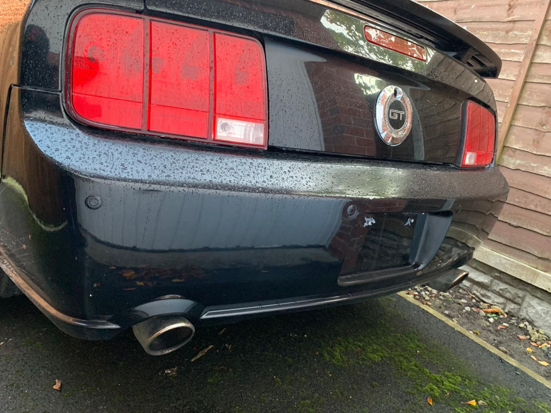 MUSTANG GT 4.6CC V8 2007, 48K MILES - NOT YET UK REG BUT WILL COME WITH NOVA CERTIFICATE *NO VAT* - Image 6 of 10