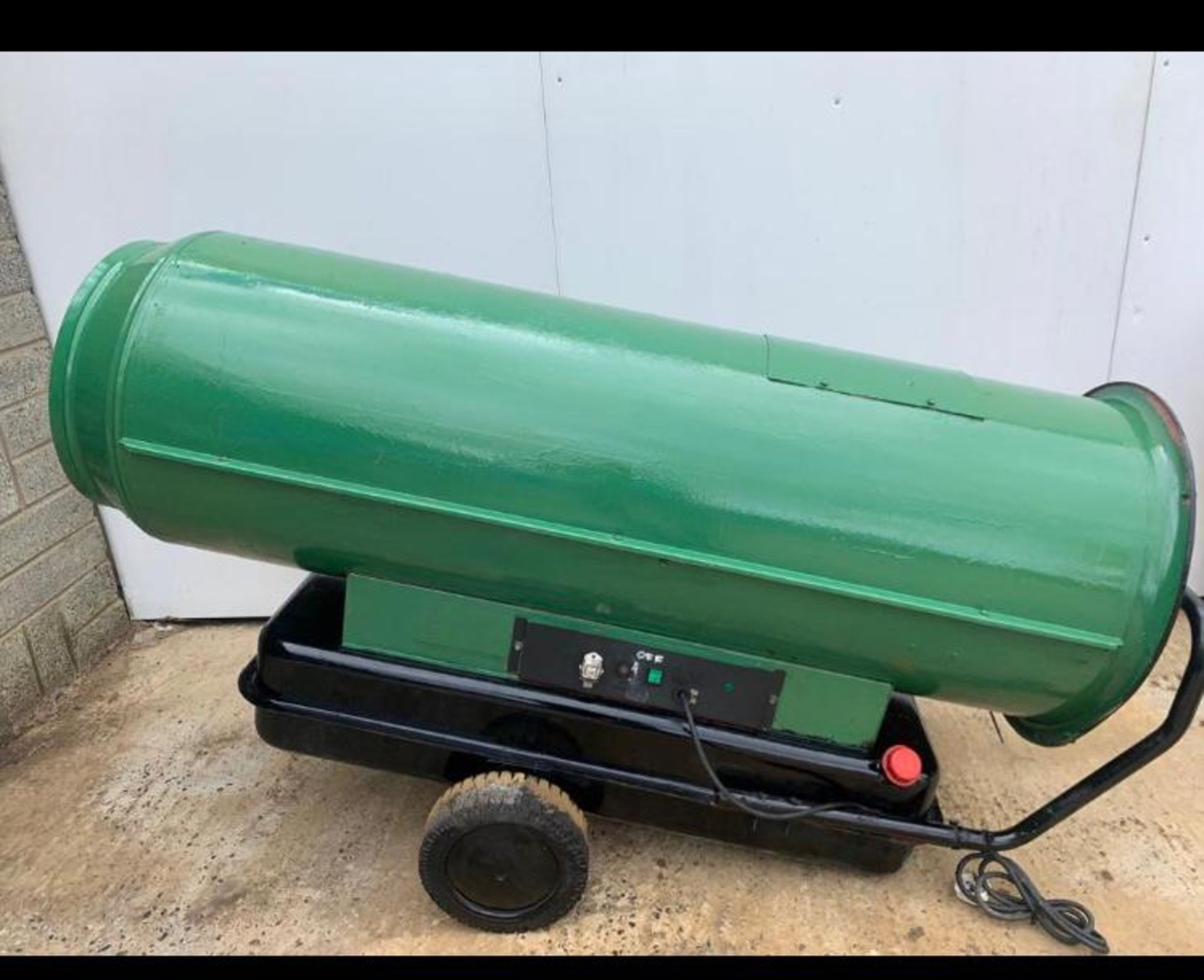 Diesel space heater delivery £120 anywhere uk *PLUS VAT* - Image 4 of 4