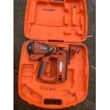 PASLODE IM65F16 SECOND FIX NAIL GUN UNTESTED, UK NATIONWIDE DELIVERY £10 *PLUS VAT*