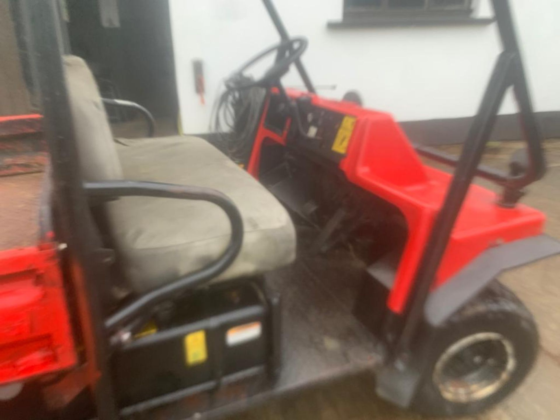 KAWASAKI PETROL MULE, DELIVERY ANYWHERE IN THE UK £300, STARTS, RUNS AND DRIVES *PLUS VAT* - Image 4 of 7