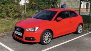 2017 AUDI A1 TDi S Line - SOLD WITH NO KNOWN FAULTS