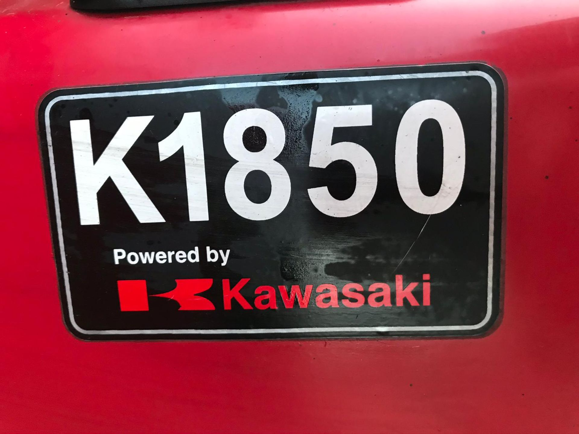 COUNTAX K1850 RIDE ON LAWN MOWER, RUNS, DRIVES AND CUTS, CLEAN MACHINE *NO VAT* - Image 5 of 5