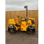 JCB VMT280 VIBROMAX DIESEL ROLLER, STARTS, RUNS, DRIVES & VIBRATES ON BOTH DRUMS *PLUS VAT*