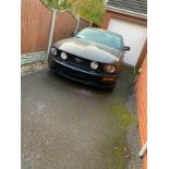 MUSTANG GT 4.6CC V8 2007, 48K MILES - NOT YET UK REG BUT WILL COME WITH NOVA CERTIFICATE *NO VAT*