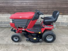 WESTWOOD S1500 RIDE ON LAWN MOWER, STARTS, RUNS AND DRIVES, HYDROSTATIC DRIVE *PLUS VAT*