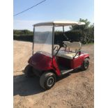 EZGO GOLF CART / BUGGY, RUNS AND DRIVES, PETROL ENGINE, CANOPY *PLUS VAT*
