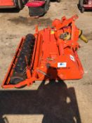 BLECAVATOR STONE BURRIER, BLEC BV130 - EX COUNCIL, DONE VERY LITTLE WORK *PLUS VAT*