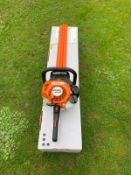 "BRAND NEW AND UNUSED STIHL HS45 HEDGE CUTTER, 24"" BLADE, COMES WITH MANUAL *NO VAT*"