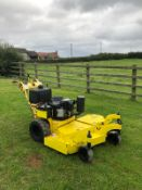 GREAT DANE GATEWAY PEDESTRIAN MOWER, SELF PROPELLED, RUNS, DRIVES AND CUTS *PLUS VAT*