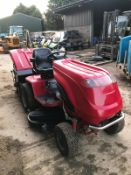 COUNTAX K1850 RIDE ON LAWN MOWER, RUNS, DRIVES AND CUTS, CLEAN MACHINE *NO VAT*