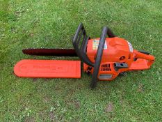 HUSQUVARNA 236 X-TORQ CHAINSAW, C/W CHAIN COVER, CLEAN MACHINE, BOUGHT BRAND NEW 2 YEARS AGO *NO VAT