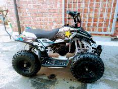 50cc Motomadness Quad Bike(no vat)