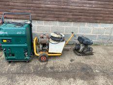 3 x diesel pressure washers *PLUS VAT*