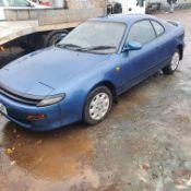 1990 rare import classic Toyota celica zr manual 2.0 ltr petrol. Brand New mot