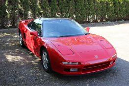 HONDA NSX, FULL HONDA SERVICE HISTORY, 13,000 MILES, ALL TAXES AND DUTIES PAID *NO VAT*