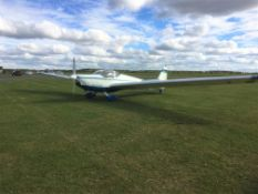 MOTOR FALKE SF25C MOTOR GLIDER IN SUPERB CONDITION *PLUS VAT*