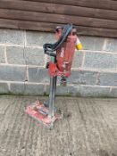 Hilti DD80-E Core drill & stand Direct from local contracting company In working order 110V